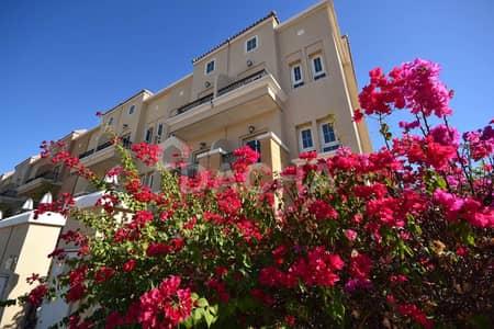 فیلا 4 غرف نوم للايجار في قرية جميرا الدائرية، دبي - Big 4BR Plus Maids / Park View / Terrace