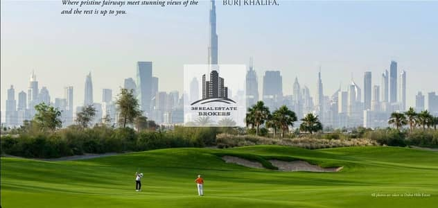 Plot for Sale in Dubai Hills Estate, Dubai - Payment Plan   Real Listing   Over  Park   Call Now!