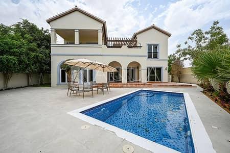 5 Bedroom Villa for Sale in The Villa, Dubai - Valencia | Large Plot | Private Pool | Immaculate