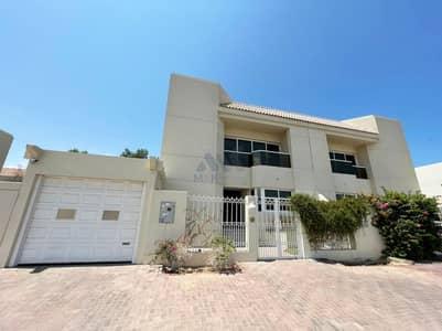 فیلا 3 غرف نوم للايجار في البدع، دبي - فیلا في فلل الوصل البدع 3 غرف 130000 درهم - 5130886
