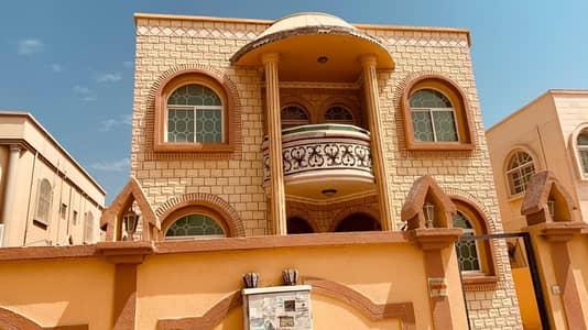 6 Bedroom Villa for Rent in Al Mowaihat, Ajman - HOT DEAL!!! SPACIOUS G+1 6 BEDROOM VILLA AVAILABLE FOR RENT IN AL MOWAIHAT 2 , AJMAN