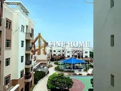 شقة في الواحة الغدیر 1 غرف 380000 درهم - 5131036