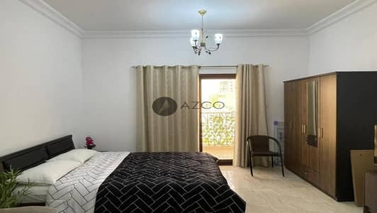 Studio for Rent in Jumeirah Village Circle (JVC), Dubai - Fully Furnished | 3200 Including All Bills | Grab Now