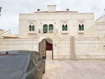 فیلا 6 غرف نوم للايجار في المقطع، أبوظبي - INCREDIBLE STAND ALONE STONE FINISHING 6 MASTER   BEDROOM VILLA FOR RENT IN MAQTAA