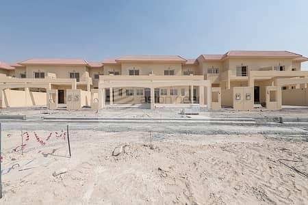 تاون هاوس 4 غرف نوم للبيع في دبي لاند، دبي - Exclusive 4BR +Driver+Maid|Semi-detached|Palmarosa