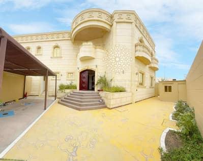 فیلا 5 غرف نوم للايجار في مدينة محمد بن زايد، أبوظبي - LUXURIOUS STONE FINISHING SEMI INDEPENDENT VILLA WITH 5 BEDROOM AND DRIVER ROOM FOR RENT IN MOHAMMED BIN ZAYED CITY