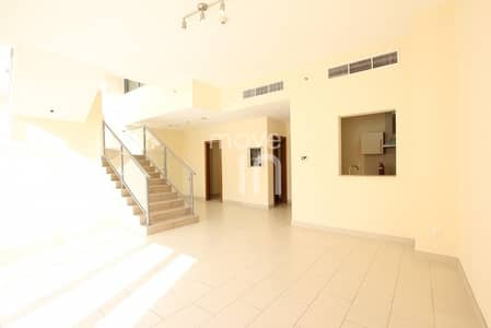 2 Bedroom Flat for Sale in Jumeirah Village Circle (JVC), Dubai - Rented 2 Bed Duplex |Pool View|Basement Storage