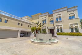 Spacious Villa Classic Style | Golf Course View