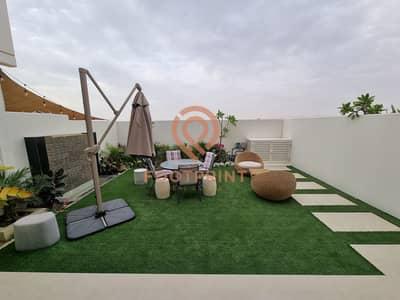 تاون هاوس 4 غرف نوم للبيع في أكويا أكسجين، دبي - Ready fully furnished 4 BR townhouse with full privacy in a Golf Course Community