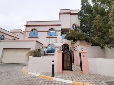 فیلا 4 غرف نوم للايجار في آل نهيان، أبوظبي - Magnificent Villa 4BR x Duplex |Maid Room With Big Majlies .