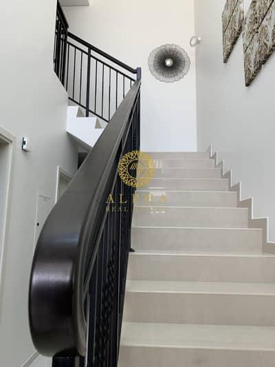 تاون هاوس 3 غرف نوم للايجار في أكويا أكسجين، دبي - Brand new Fully furnished 3bed+maid townouse for 68K