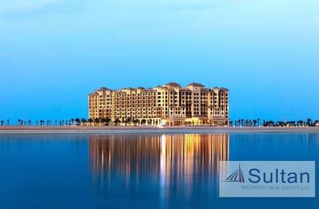 استوديو  للايجار في جزيرة المرجان، رأس الخيمة - Nice Studio With Pool View in Marjan Island Resort