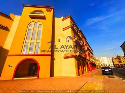 استوديو  للايجار في المدينة العالمية، دبي - شقة في الحي الإسباني المدينة العالمية 18000 درهم - 5107040