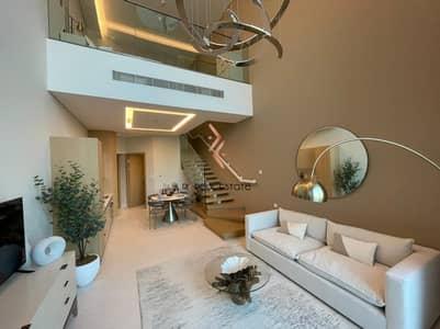شقة 1 غرفة نوم للايجار في الخليج التجاري، دبي - Luxury 1BR Loft with  Stunning View