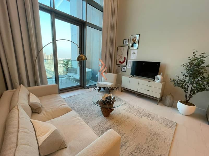 2 Luxury 1BR Loft with  Stunning View