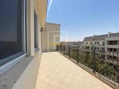 Exclusive | Spacious Balcony | Well Maintained | Community View  | FVIP