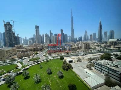 2 Bedroom Flat for Rent in Downtown Dubai, Dubai - 2 B/R + STUDY |UPGRADED | FULL BURJ KHALIFA VIEWS