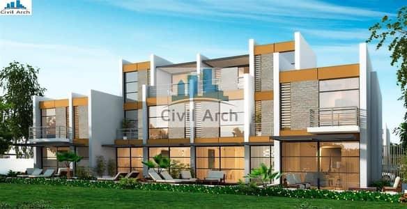 فیلا 6 غرف نوم للبيع في أكويا أكسجين، دبي - 6 Bedrooms at 3.9 million ONE PAYMENT-ready to move-in
