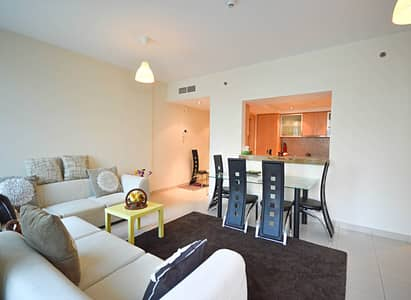 1 Bedroom Flat for Sale in Dubai Marina, Dubai - Vacant on Transfer | Marina view | Fully upgraded