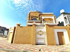 فيلا جديده اول ساكن 4 غرف بتشطيب و سعر ممتاز قريب شارع رئيسي قريب شارع الشيخ محمد بن زايد.