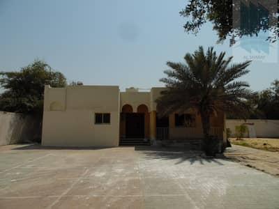 فیلا 2 غرفة نوم للايجار في الطوار، دبي - Villa with large plot for rent in Al Twar 1