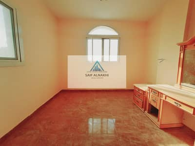 1 Bedroom Flat for Rent in Muwailih Commercial, Sharjah - Balcony offer Like? A Brand New Luxury ?1-BHK Central ac ?Free High Maintenance?|Full FAMILY Building|