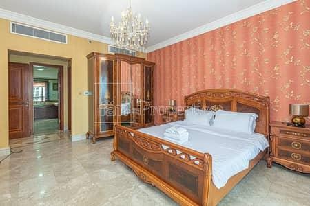 شقة 2 غرفة نوم للايجار في نخلة جميرا، دبي - FURNISHED | BALCONY | VACANT-GymSecurity 24/7