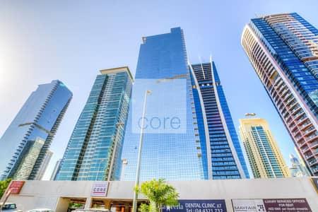 محل تجاري  للايجار في أبراج بحيرات الجميرا، دبي - Low Floor | Fitted Retail | Prime Location