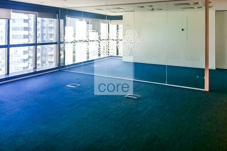 Floor for Rent in Jumeirah Lake Towers (JLT), Dubai - Fitted and Furnished | Pay in 12 Cheques