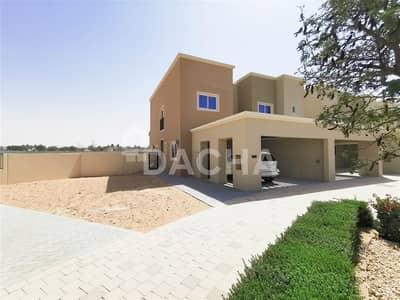 4 Bedroom Villa for Sale in Dubailand, Dubai - Massive Corner Plot with Complete Privacy
