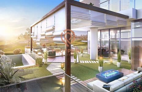 2 Bedroom Apartment for Sale in DAMAC Hills (Akoya by DAMAC), Dubai - Luxury All Seasons Convertable Terrace Living | Golf Views