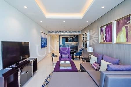 شقة 2 غرفة نوم للايجار في وسط مدينة دبي، دبي - Well Maintained 2Br | Fully Furnished Unit