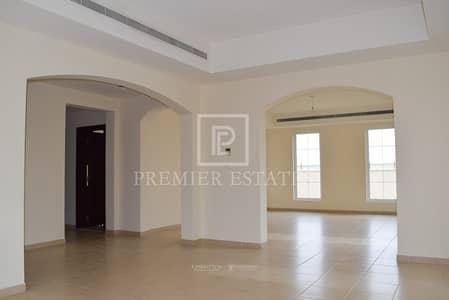 4 Bedroom Villa for Rent in Umm Al Quwain Marina, Umm Al Quwain - 4 Bed Type C2 Mistral Villa Unfurnished