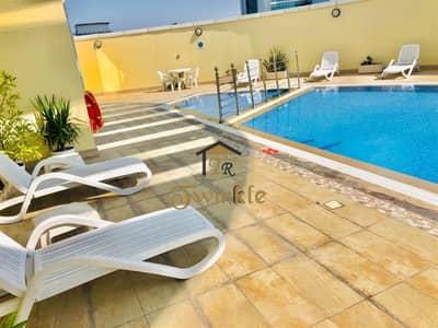 فلیٹ 1 غرفة نوم للايجار في أبراج بحيرات الجميرا، دبي -  Lake view Semi Furnished 1 B/R in Goldcrest Executive