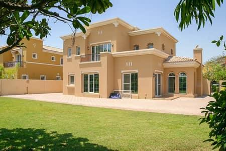فیلا 4 غرف نوم للايجار في المرابع العربية، دبي - Fabulous Condition | Large Plot | 4 Bedroom
