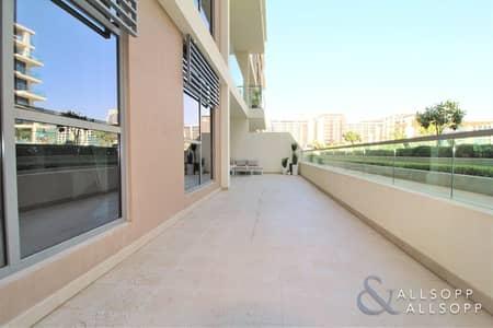 فلیٹ 2 غرفة نوم للبيع في دبي هيلز استيت، دبي - Only GF 2 Bed   1
