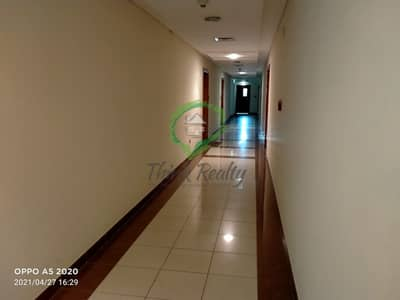 1 Bedroom Flat for Rent in The Greens, Dubai - 1 BR Chiller Free for Rent in Greens View Samar 2 Road Facing