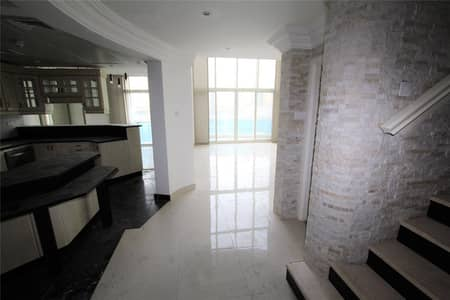 3 Bedroom Apartment for Rent in Dubai Marina, Dubai - 3 Bed Duplex | Marina Views | Unfurnished