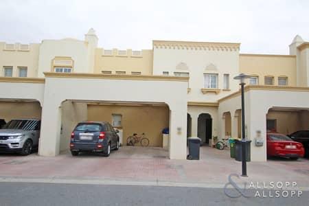 فیلا 3 غرف نوم للايجار في الينابيع، دبي - Three Bed | Close to Lake | Springs 8
