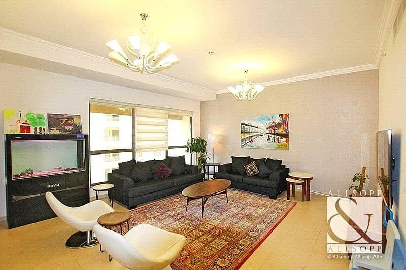 Three Bedroom | Mid Floor | Large Layout