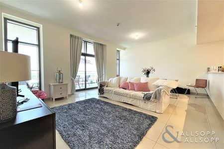 شقة 2 غرفة نوم للبيع في دبي هيلز استيت، دبي - VOT | Currently Rented | Larger Balcony