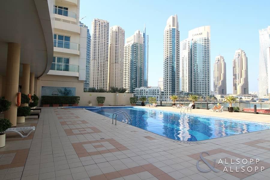 14 Marina & SZR Views | Vacant | Two Bedrooms