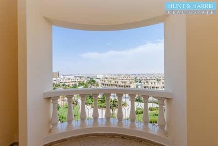 استوديو  للايجار في قرية الحمراء، رأس الخيمة - Attractive Priced  Studio - Stunning Lagoon & Golf Views