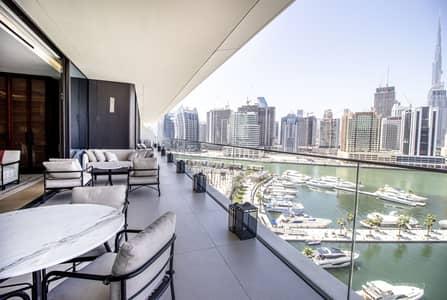 بنتهاوس 3 غرف نوم للبيع في الخليج التجاري، دبي - One of the last availability of its kind