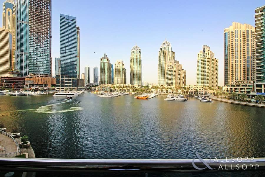 13 Indoor Terrace   Panoramic Marina Views