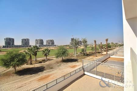 3 Bedroom Apartment for Sale in DAMAC Hills (Akoya by DAMAC), Dubai - Rare Duplex | On The Golf Course | 3 Beds