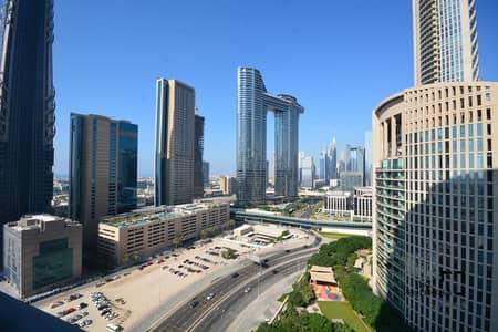 شقة 1 غرفة نوم للايجار في وسط مدينة دبي، دبي - Best Layout | With Balcony | Chiller Free
