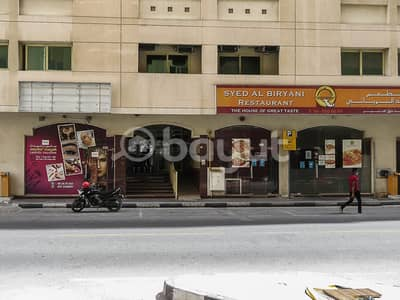 Shop for Rent in Al Qasimia, Sharjah - Huge Shop in Al Qasimiyah For Lease @ 40K only!