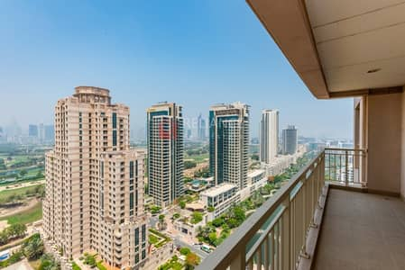 شقة 2 غرفة نوم للايجار في ذا فيوز، دبي - Lake and Golf View | 2 Bedrooms | Chiller Free....