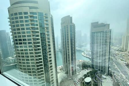 2 Bedroom Apartment for Sale in Dubai Marina, Dubai - 2 Bedroom | Full Marina Views | Upgraded